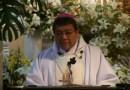 Homilía Mons. Aurelio Pesoa