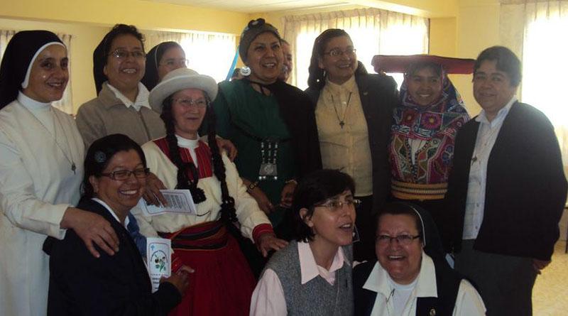 Pronunciamiento de la Vida religiosa de Cochabamba en el Día de la mujer boliviana
