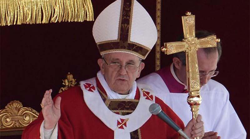 Con coraje, humildad y oración- En la apertura del Sínodo el Papa recuerda que el único método es abrirse al Espíritu Santo