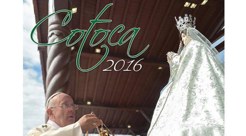 Lanzan la festividad de la Virgen de Cotoca invitando a vivir la Unidad y la Misericordia en la familia