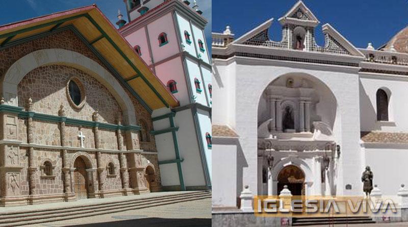 Catedral de Collpani y el Santuario de Copacabana serán puertas de la misericordia en la Diócesis de El Alto