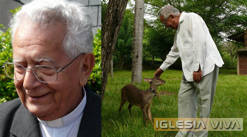 El Cardenal Julio Terrazas continúa delicado pero se mantiene estable