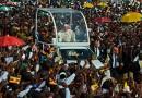"""""""Si transformo lo negativo en positivo con la gracia del Señor, soy un triunfador"""", el Papa a los jóvenes de Uganda"""