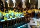 Clausura de la Escuela de Formación en La Paz: Jóvenes anuncien a Dios con su vida y ejemplo