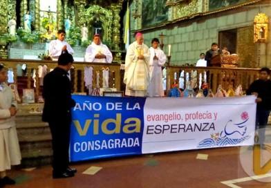 """Clausura del Año de la vida Consagrada en La Paz: """"Profecía, cercanía y esperanza"""""""