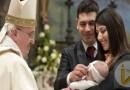 Papa en Santa Marta: La mejor herencia que se puede dejar a los hijos es la fe