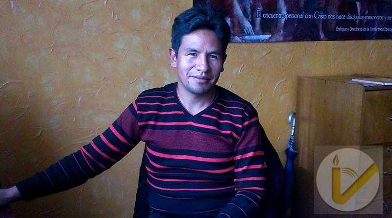 """Nuevo coordinador Nacional de Pastoral Juvenil: """"Solo soy un instrumento de Dios"""""""