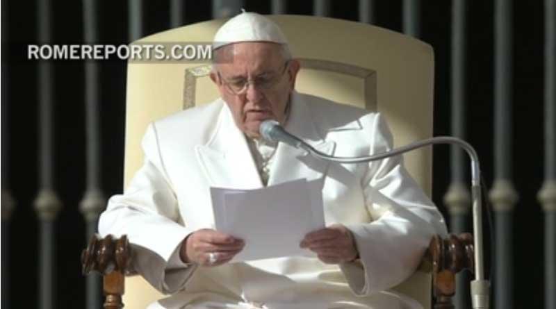 El Papa Francisco explica el origen del Jubileo en la Biblia