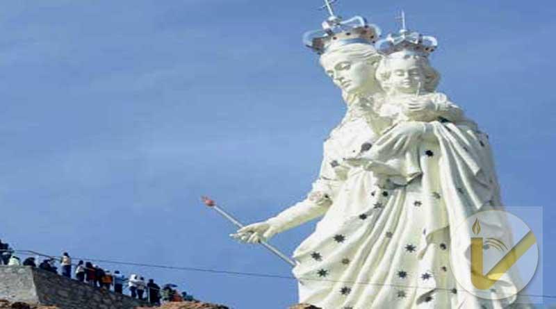 Noticias de la Iglesia: Devoción y amor a la Mamita del Socavón