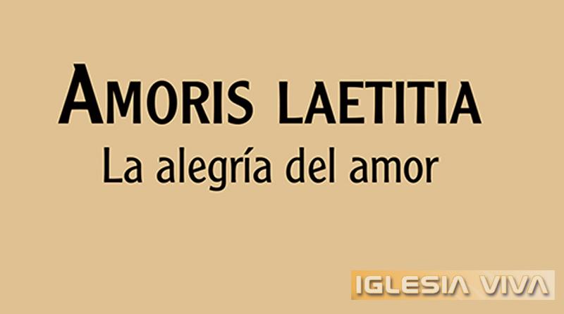 Pastoral Familiar Prepara Catequesis de la Encíclica Amoris Laetitia