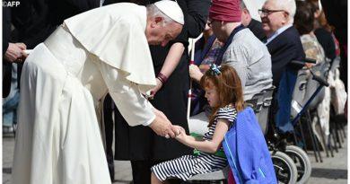 Intenciones de oración del Papa de mayo de 2016