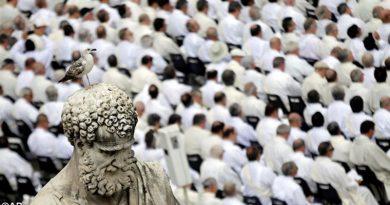 Ángelus dominical del Papa Francisco en el Jubileo de los Diáconos