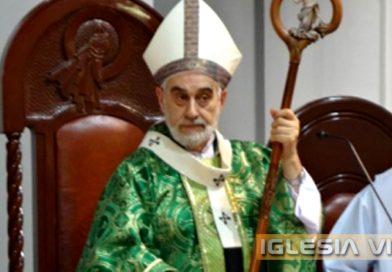 """Homilía de Mons. Sergio Gualberti: """"Dios nos pide relacionarnos con él no con temor, sino con amor y confianza"""""""