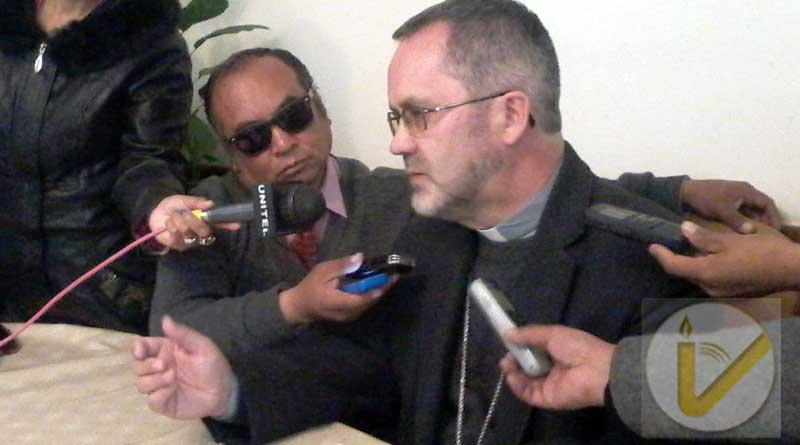 Solidaridad con todo ser humano y defensa de la familia pide Diócesis de Oruro