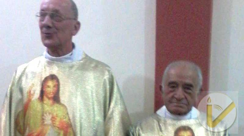 """Dos nuevos """"Capellanes de Su Santidad"""" en Oruro"""