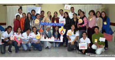 Delegación JMJ Bolivia organizada por la Pastoral Juvenil de Santa Cruz Viaja a Polonia el 18 de julio
