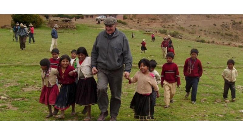 En memoria de Ángel Gelmi, obispo auxiliar emérito de Cochabamba. Q.D.D.G.