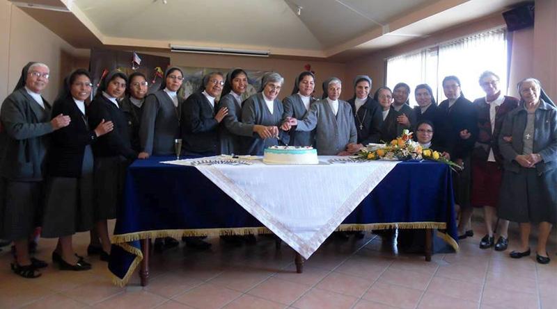Hijas de María Auxiliadora agradecen al Señor por tanto bien en la celebración de 144 años