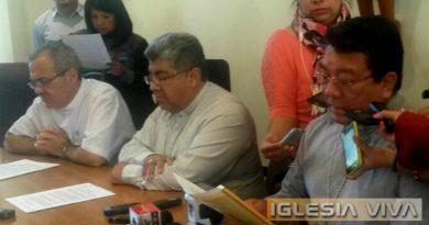 """Comunicado de la Conferencia Episcopal Boliviana: """"Perdona nuestras ofensas"""""""