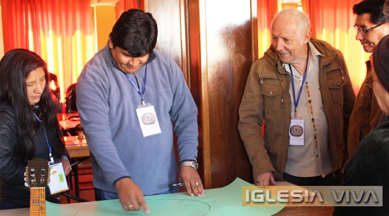 Testimonios durante el Encuentro Nacional de Responsables de Catequesis en Bolivia