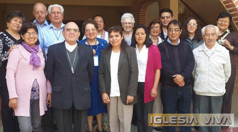 Se fortalece el camino ecuménico en Bolivia