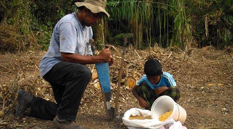 Comunarios de Beni y Pando se constituyen en promotores de la adaptación ante el cambio climático