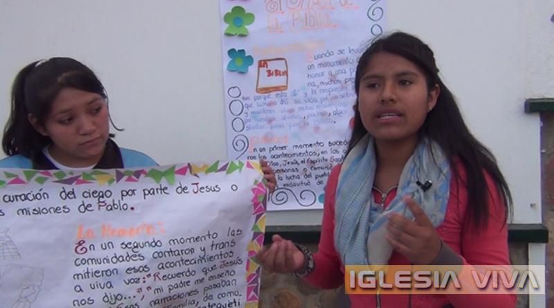 Sucre: En el mes de la Sagrada Escritura se realizó la Expo- Biblia