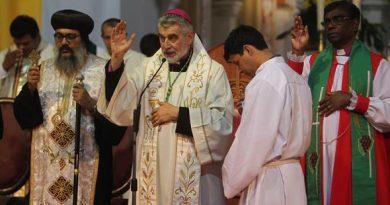 Iglesia organizó un tedeum ecuménico de acción de gracias