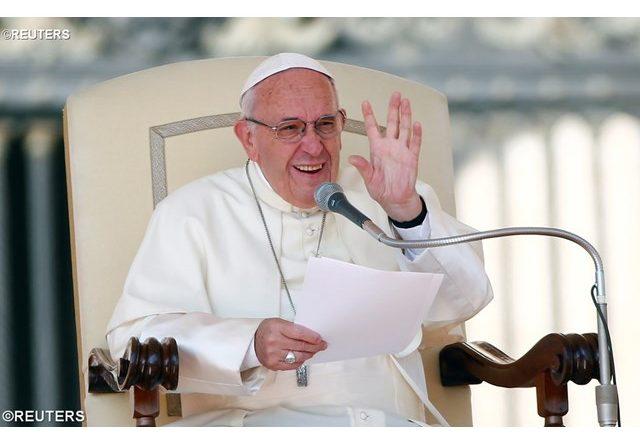 """""""Jesús, misericordia del Padre ha venido para salvar lo que estaba perdido"""", el Papa en la catequesis"""