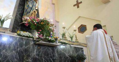 Fue ordenado un nuevo sacerdote salesiano, Diter Ruben Choquehuanca