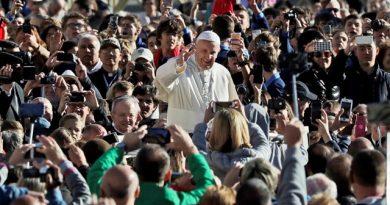 """El Papa en la catequesis: """"Las obras de misericordia, antídoto contra la indiferencia"""""""