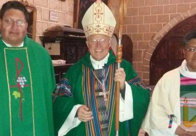 Obispo de la Diócesis de El Alto exhorto a no dejarse aplastar por la lógica del poder