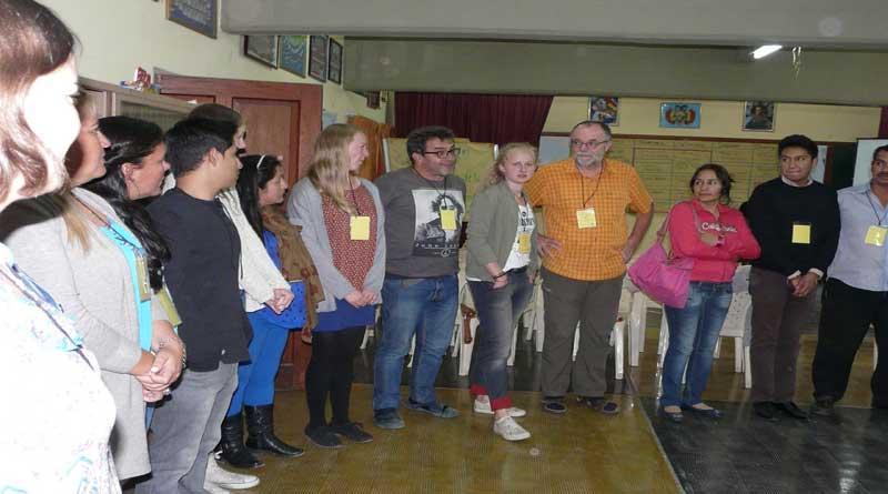 Cuarenta responsables de proyectos de la Hermandad se encuentran reunidos en Cochabamba