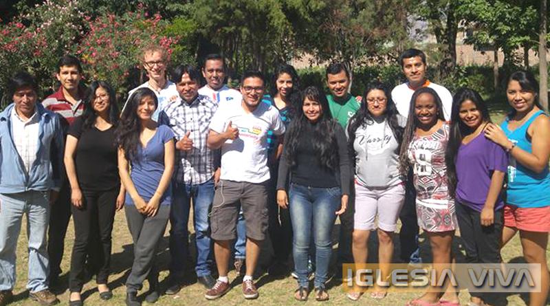 Encuentro de Voluntarios Bolivianos de la Hermandad