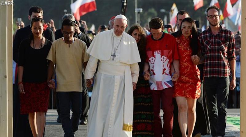 Carta del Papa Francisco a los jóvenes del mundo