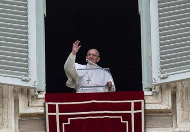 """""""Sólo Jesús es el Mesías"""", dijo el Papa a la hora del Ángelus"""