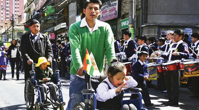 Virgen Niña, único centro integral para niños con discapacidad