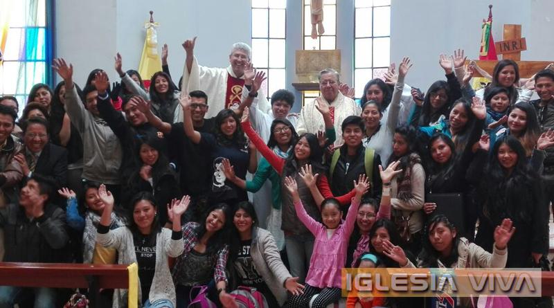 La Pastoral Juvenil Universitaria de la Universidad Salesiana en La Paz inició actividades