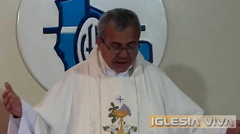 P. Jose Fuentes: Vivir y superar las tentaciones