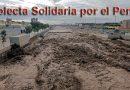 Colecta solidaria por el Perú