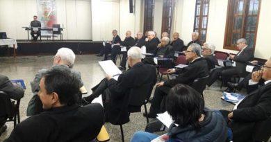 II Encuentro de Obispos Emeritos