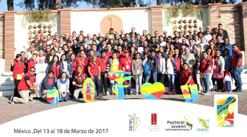 Comunicado final sobre el XIX Encuentro Latinoamericano de Responsables Nacionales de Pastoral Juvenil