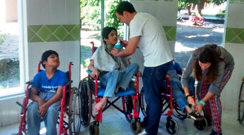Quinto Domingo de Cuaresma: El Gesto Solidario será a favor de los niños con discapacidad