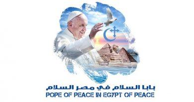 Papa Francisco: ¡Paz a ti querido pueblo de Egipto!