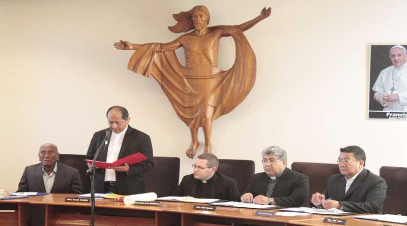 Iglesia pide evitar toda influencia política partidaria en elecciones judiciales de octubre