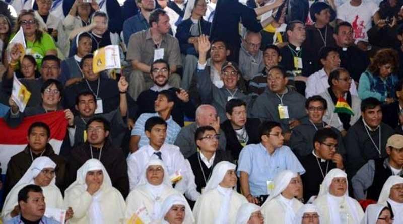 Religiosas y religiosos de Bolivia en comunión con sus Obispos