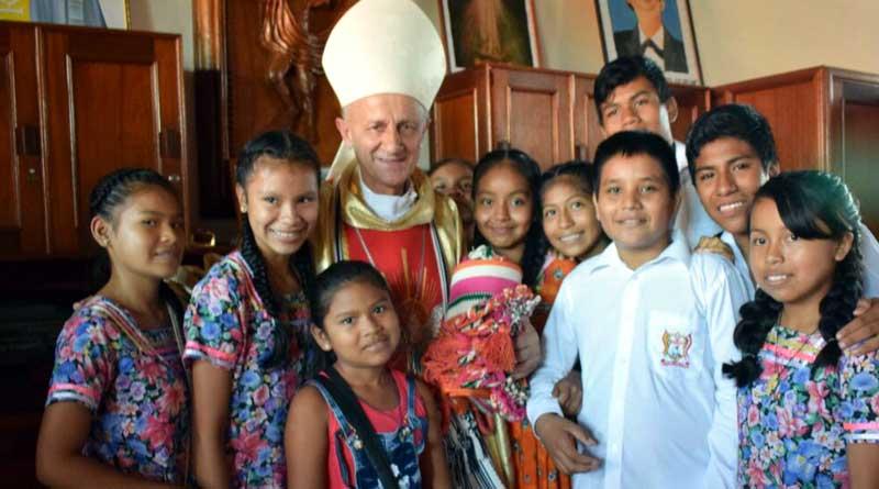 Emotiva celebración del 191 aniversario de la Parroquia Ascensión de Guarayos