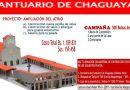 Campaña para la Ampliación Atrio del Santuario de Chaguaya