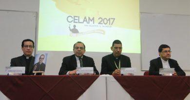 4ª Conferencia de prensa XXXVI Asamblea General Ordinaria del Celam