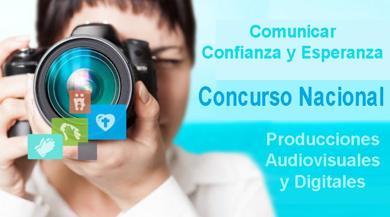 Convocatoria al Concurso Nacional de Producciones Audiovisuales y Digitales